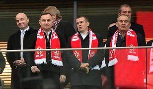 Prezydent Andrzej Duda często śledzi na żywo zmagania polskich sportowców