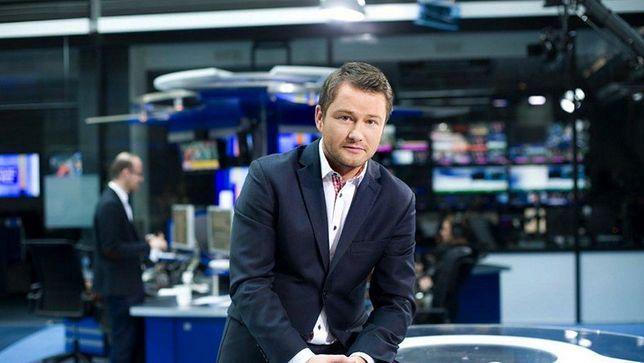 Jarosław Kuźniar ponownie pojawi się na antenie TVN24