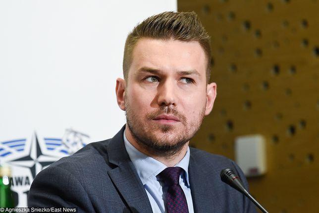 Andrzej Grzegrzółka, szef Centrum Informacyjnego Sejmu