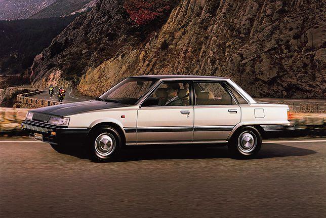 1982-1986: Toyota Camry (V10)