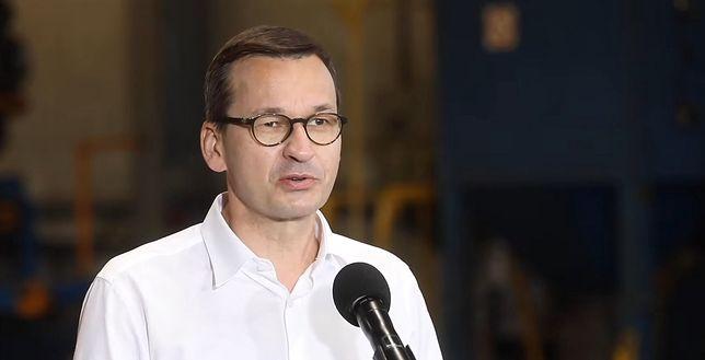 Premier Mateusz Morawiecki wprowadził drugi stopień alarmowy BRAVO-CRP