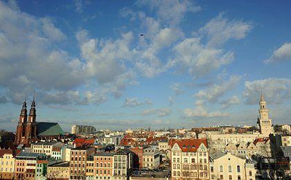 Opole złożyło wniosek o przesunięcie swoich granic