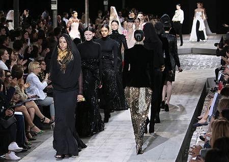Haute Couture według Givenchy
