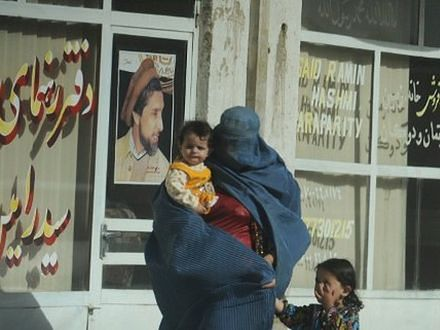 Najgorzej kobietom żyje się w Afganistanie