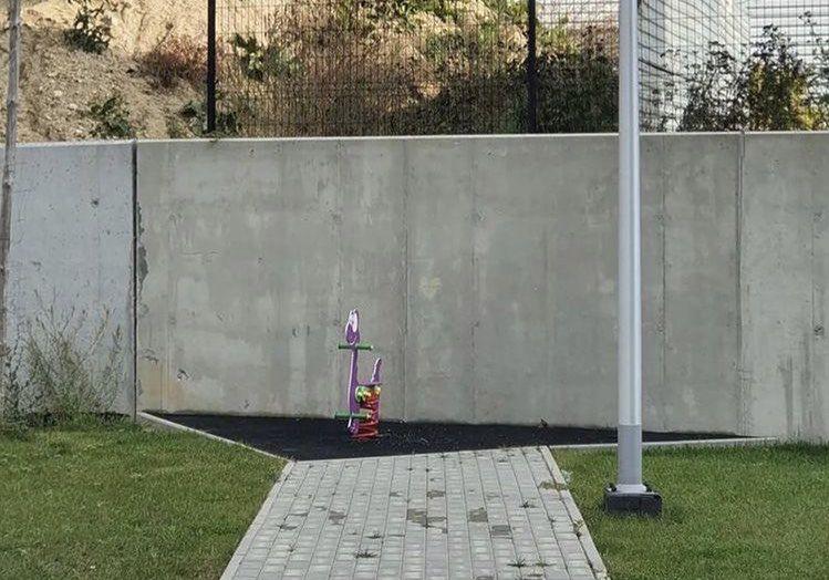 Fotograf Sylwester Iżowski pokazał, jak wygląda jeden z placów zabaw w Lublinie