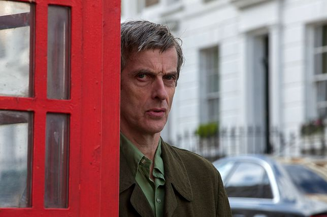 "Doktor Who gościnnie w spin-offie ""Doktora Who"""