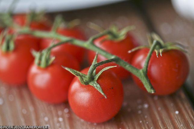 Skradziono dużą partię pomidorków odmiany Hathor