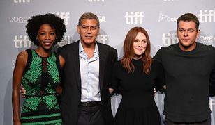 Obsada filmu w czasie Międzynarodowego Festiwalu Filmowego w Toronto