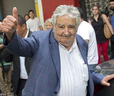 """Jose Mujica, """"najskromniejszy prezydent świata"""". Sprawował urząd w latach 2010-2015"""