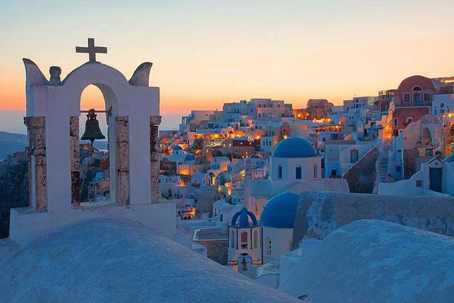 Santorini - najpiękniejsze widoki