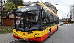 Warszawa. Z powodu prac zmieni się kursowanie autobusów