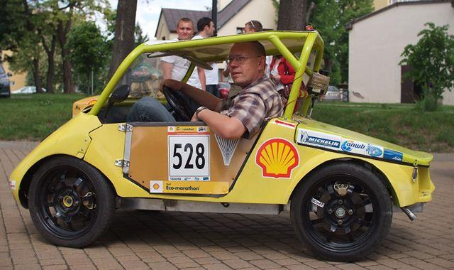 80 km na jednym litrze paliwa