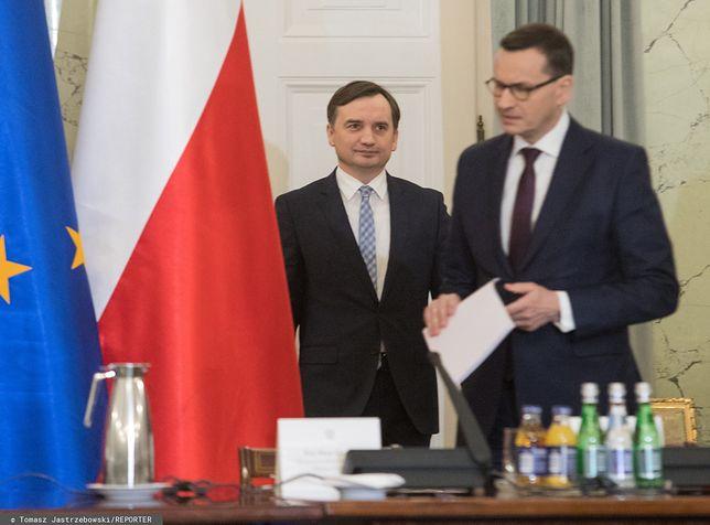 Konwencja stambulska. Zbigniew Ziobro i Mateusz Morawiecki