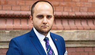 Dariusz Matecki nie zgadza się decyzją miasta