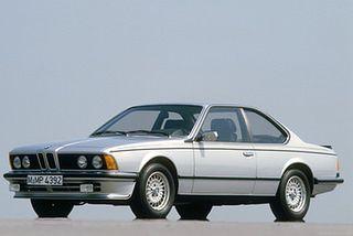 BMW seria 6 E24