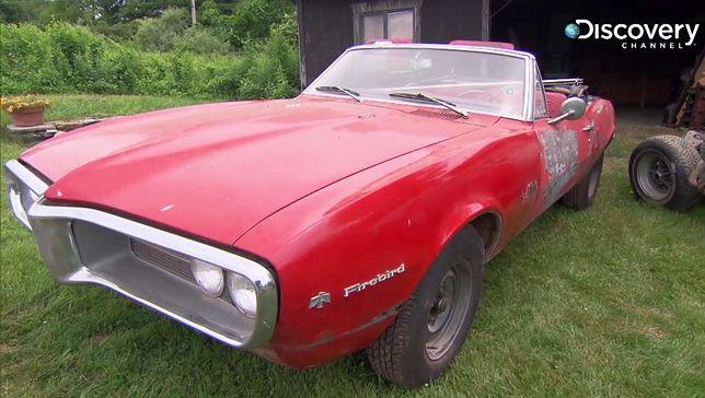 Pierwszy Pontiac Firebird w historii. Unikatowy egzemplarz