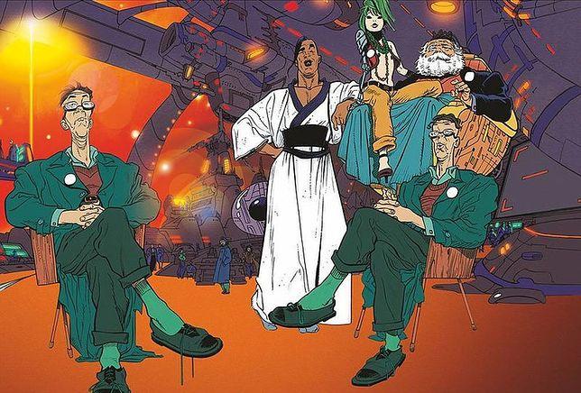 """""""Anibal 5"""" ukazał się nakładem wydawnictwa Scream Comics"""