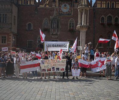 """Białoruś. Ambasador Polski przy UE Andrzej Sadoś o podobieństwie do """"Solidarności"""""""