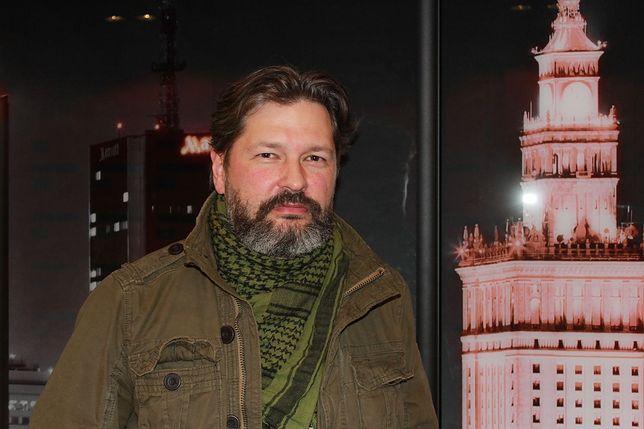 """""""Najważniejsze były rodzinne opowieści"""". Rozmowa z autorem """"Złotej maski"""" Grzegorzem Kalinowskim"""