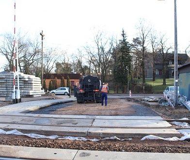 """15 miesięcy utrudnień dla mieszkańców Zielonki. """"Modernizacja linii kolejowej do Tłuszcza"""""""