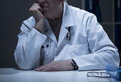 """Siedem grzechów głównych lekarzy. """"Nie muszą być święci, ale muszą czasem spojrzeć w lustro"""""""
