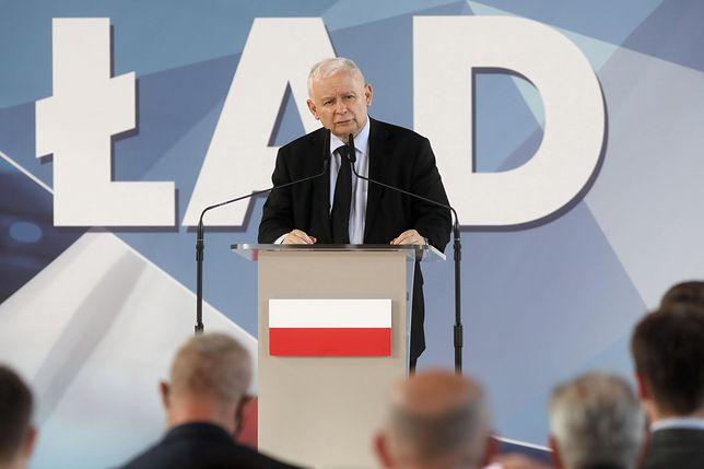 Kaczyński: Jeśli zrealizujemy Polski Ład, to Polska wsi i małych miast w ciągu tej dekady zmieni się ogromnie