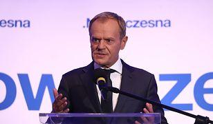 Tusk chce debaty z Kaczyńskim. Suski: atak, atak i jeszcze raz atak