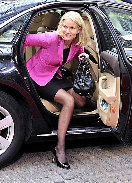 Piękna premier Danii. Oto główna rywalka Tuska - zdjęcia