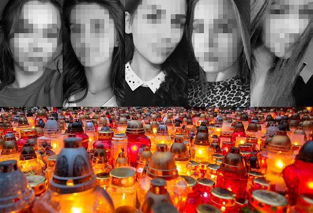 Trwa pogrzeb młodych dziewczyn w Koszalinie