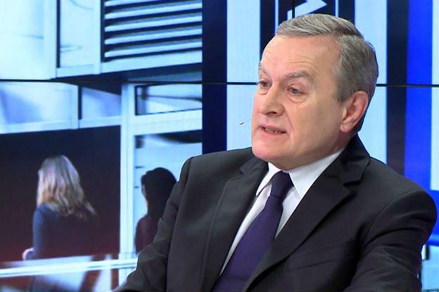 """Piotr Gliński przyznaje: rzadko oglądam """"Wiadomości"""""""