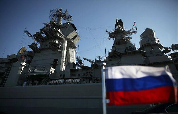 Atomowy krążownik rakietowy Piotr Wielikij