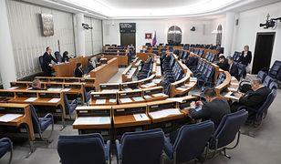 Podczas 5. posiedzenia Senatu przyjęto uchwałę ws. sądownictwa