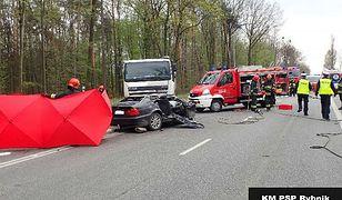 Śmiertelny wypadek w Rybniku. Policja wciąż bada przyczyny wypadku