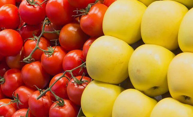 Jabłka i pomidory opóźniają starzenie