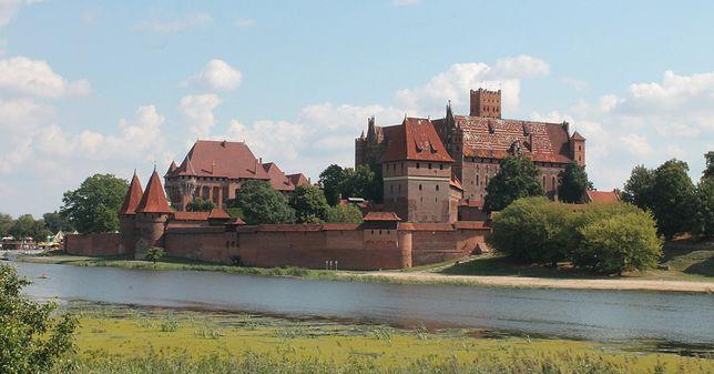 Odkrycie w Malborku. Badacze odnaleźli fragment średniowiecznego muru zamkowego
