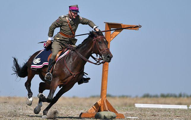 Wolica Śniatycka, 30.08.2020. Święto Kawalerii Polskiej (mr) PAP/Wojtek Jargiło