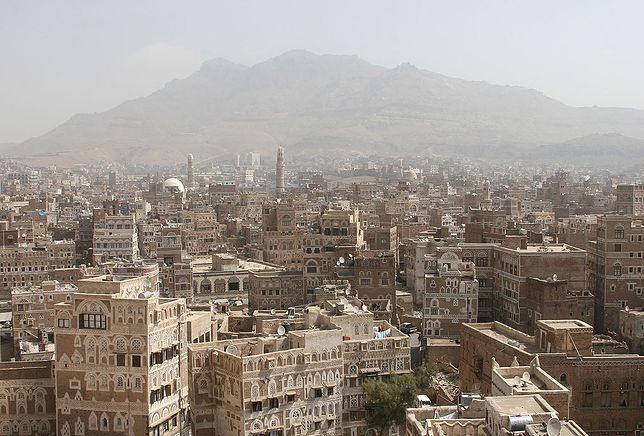 Stare Miasto w Sanie