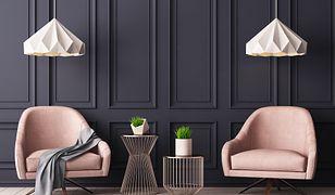 Lampy mogą całkowicie odmienić pomieszczenie