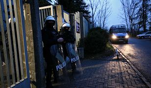 Konin. Policja gromadzi posiłki z całej Wielkopolski