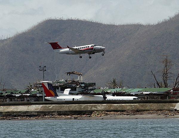 Ogromne zniszczenia na Filipinach