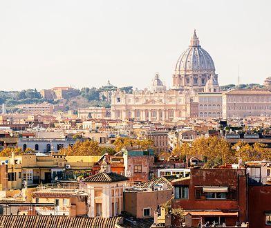 Rzym boryka się z kryzysem przez brak turystów