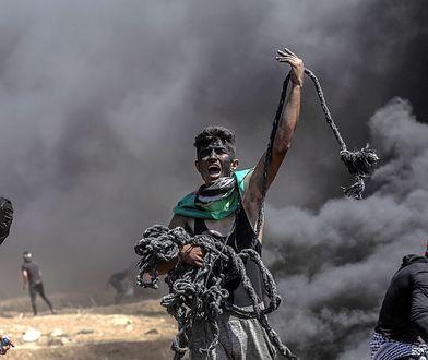 "Masakra na granicy Strefy Gazy. ""To ludobójstwo"""