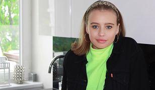 Oliwia Bieniuk chce zostać modelką?