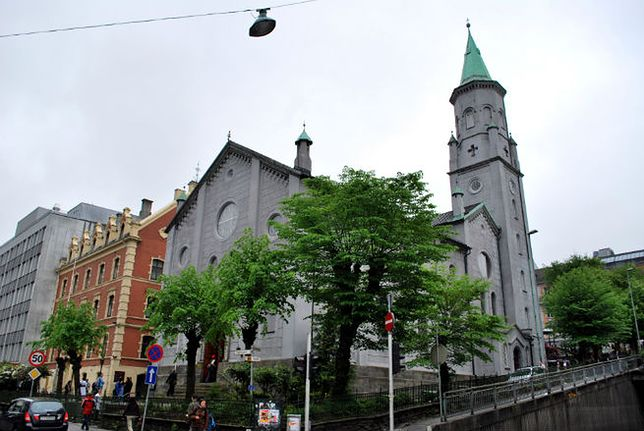 Kościół św. Pawła w Bergen