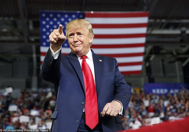Donald Trump przyjedzie do Polski na obchody 80. rocznicy wybuchu II wojny światowej