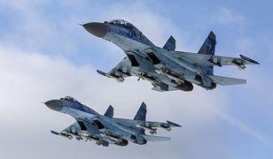Rosja dozbraja obwód kaliningradzki. Trafią tam myśliwce