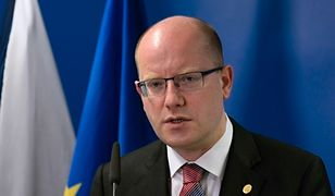 Premier Czech: nie obejdziemy się bez wspólnej europejskiej armii