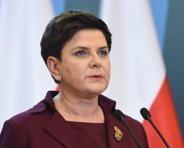 """Szydło: """"Prezydent Warszawy chce stworzyć wrażenie, że jest uczciwa"""""""