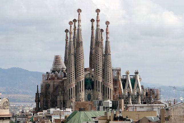 Operacja antyterrorystyczna w Barcelonie. Sagrada Familia ewakuowana