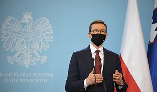 """Morawiecki o zagrożeniu dezinformacją. Mówi o """"kłamstwach i manipulacjach"""""""